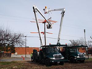 15kv Pole Line Maintenance